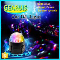 Universal Car DJ Light Lamp Sound