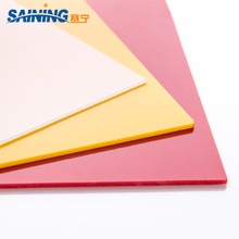 Anti Scratch Heat Resistant Plastic Acrylic Sheet