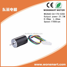 15000rpm brushless dc inrunner motor