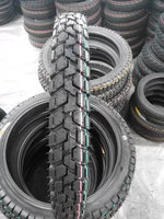 MRF/ V-RUBBER motorcycle tyre and inner tube