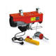 Hot selling building lifting tools PA500 lift king hoist DC motor 1000kg mini micro wire rope electric hoist winch