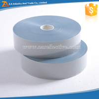 High Visibility Heat Transfer Reflective Tape Film From China Factory