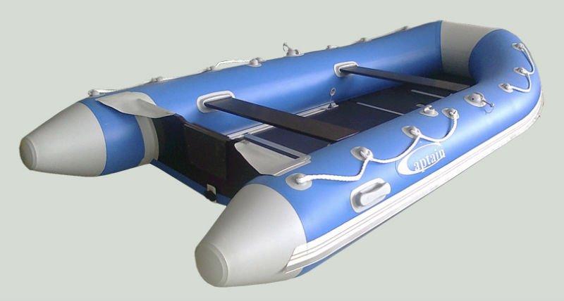 надувная моторная лодка капитан
