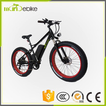 Fat electric snow bike , easy bike , auto bike & motor cycle