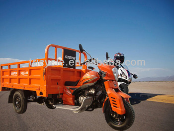 Chongqing motorized tricycles for adults sell to Africa with 1.5ton loading