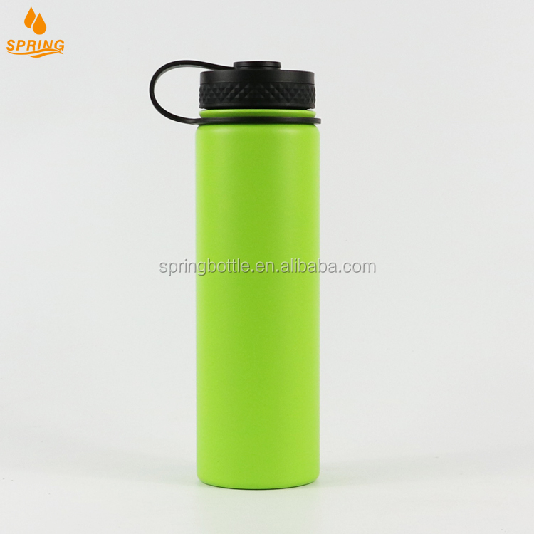 High vacuum insulated stainless steel vacuum flask, thermo bottle, vacuum bottle F-06-12