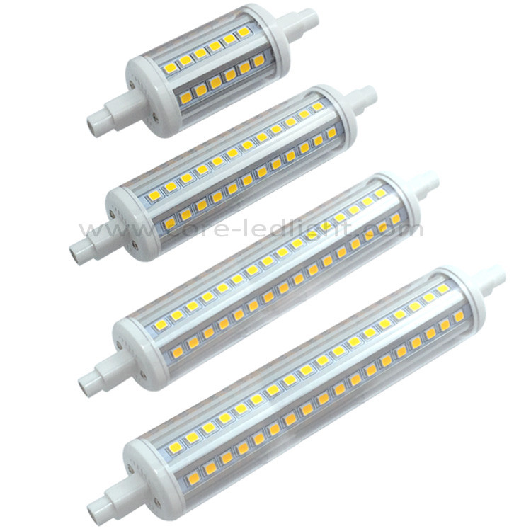 Newest High Power High Brightness High Lumen Replacing Halogen Bulb J118mm R7S LED