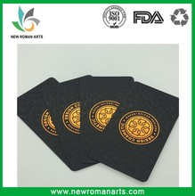Business card printing Custom speciality spot uv gold foil embossed business cards