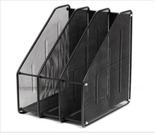 Metal Mesh Magazine Holder HT-8406