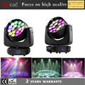 China 18x 4i1n rgbw 15w led bee eye dmx stage lighting moving head for sale