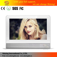 "SH0701WF mp3 mp4 digital photo frame 7"" movie free download"