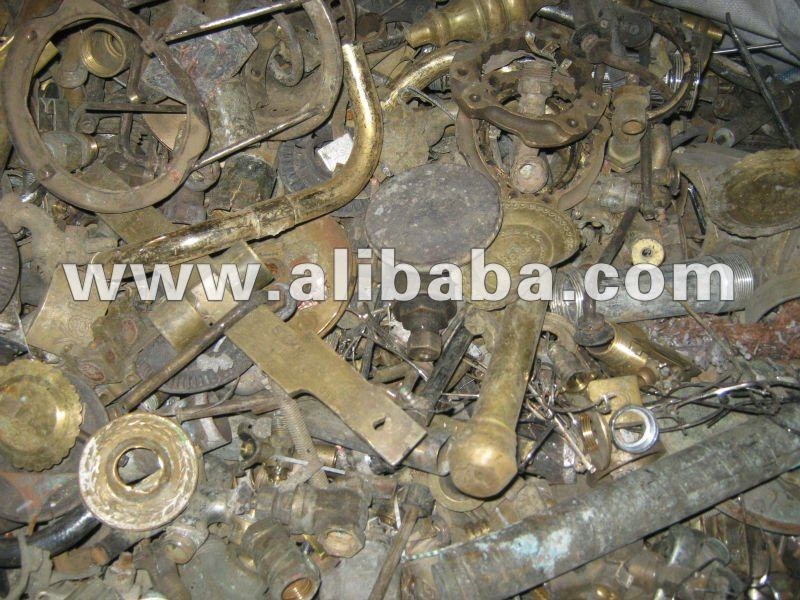 Brass Scrap ( Honey )