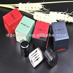 Universal singapore malaysia travel plug adapter PC Material