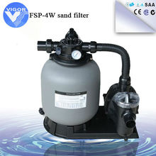 2 inch Valve Swimming Pool sand filter water tank