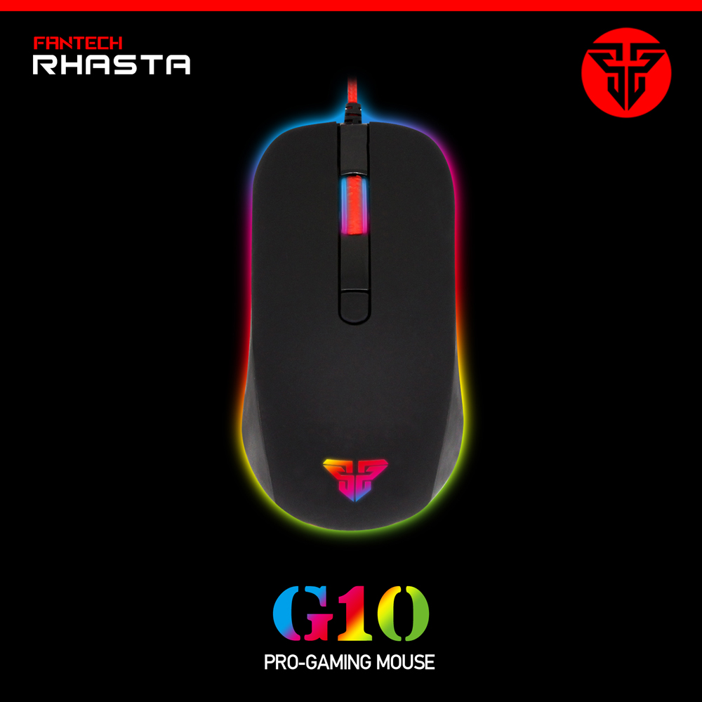 Computer Mouse USB 4D Optical Wired Mouse G10