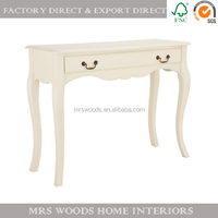 wooden dressing table console classic italian bedroom