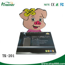 global smallest dog gps tracker TK-201