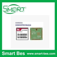 Smart Bes ~SIM900A Dual-band GSM GPRS Wireless Transmission Board Module AT Commands, PLCC68