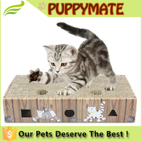 2015 hot selling popular design cat play toys / pet products for sale