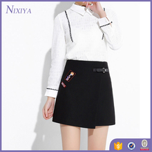 Wholesale Short Black Skirt Designs For Young Ladies
