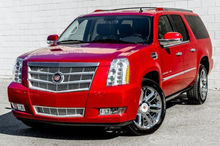 2013 Cadillac Escalade ESV Platinum Edition $65,649 USD