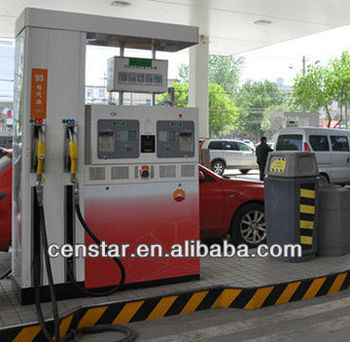 advanced self-service fuel pump for gas station, good looking multi products fuel dispenser