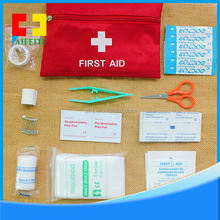 Earthquake survival medical kit,army medical first aid bag