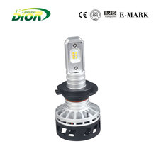auto parts, Super bright led headlight bulb h4 50w 12V 24V 5000LM led bulbs h7 car headlight led h1 h3 h4 h11