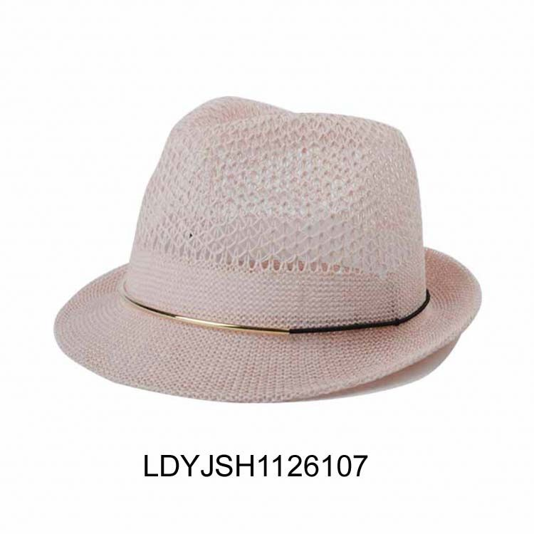 Wholesale coolie straw hat