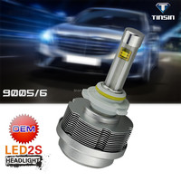 Direct factory 12v-24v DC 3600lm super bright innova/toyota/swift led fog lamp