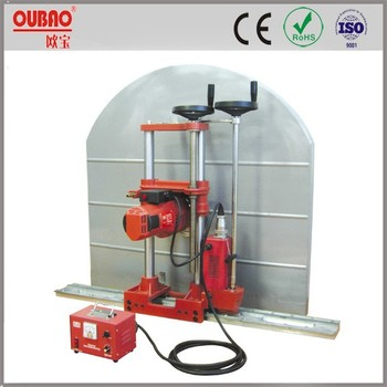 OUBAO automatic feeding and cutting circular saw OB-1000DW