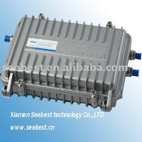 TRUNK CATV BOOSTER/CATV LINE AMPLIFIER
