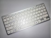 Bluetooth Silicon keyboard for iPad 2 iPhone 4G and other pc