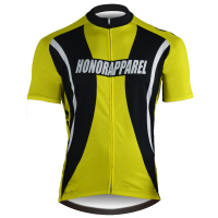 2016 Sportswear Manufacturer Quick-drying Breathable Italian Heat Transfer Printing Custom Short Sleeve Cycling Jersey Set