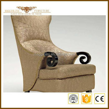 Made in china new design modern single sofa