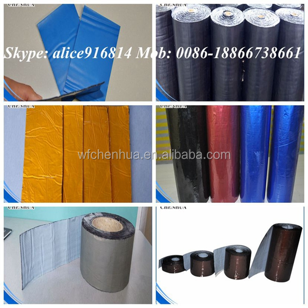 China supplier Building material roof self adhesive flash band