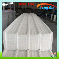 sound absorption plastic roofing sheet/plastic pvc roofing tile/cheaper 3 layer upvc roofing sheet