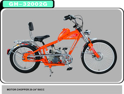 2016 2 Strokes adult motor bike/gas motor bicycle with strong power