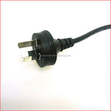 AC plug Shenzhen 2 prong au plug power supply cable cord australian