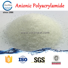 Factory Supply Flocculant Polyacrylamide Cationic or Anionic PAM