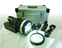 High Brightness powerful military searchlight