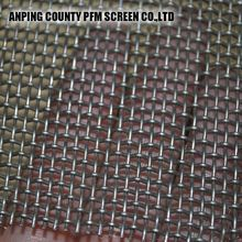 Resistant Wire Pre-Steel Griddle Crimped Wire Mesh Screens For Factory