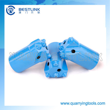 Xiamen Bestlink Tungsten Carbide Material Tapered Drill Bits with Great Price