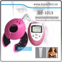 BP1013 Low frequency EMS breast enlargement vibrating massager bra
