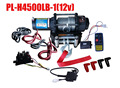4WD trailer winch 4500lb atv electric winches CE approved