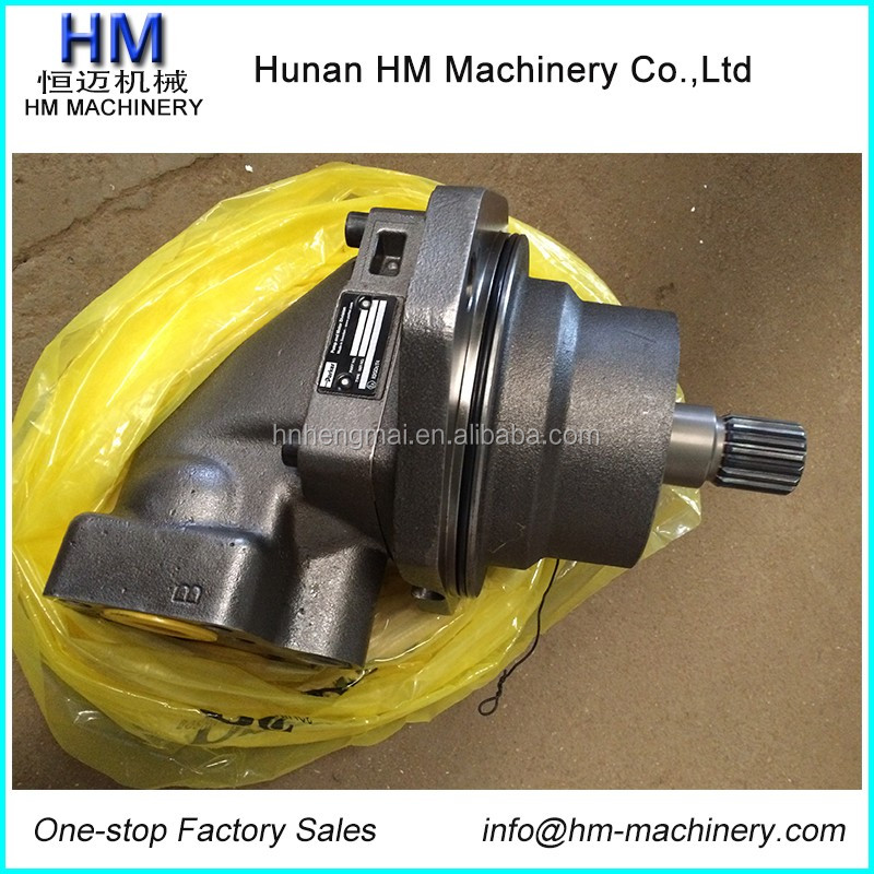 main winch hydraulic motor for sany pilling rig