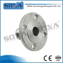 DIN Stainless Steel Pipe Fitting Aseptic Forged Weld Neck Flange Adaptor