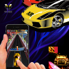 2017 China Factory Sale Christmas Gift Mini AR Racing Car For Android IOS Phone Kids Toy