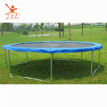 Cheap outdoor 13FT big w trampoline without safety net