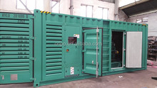 big power soundproof container generator for sale philippines with best price